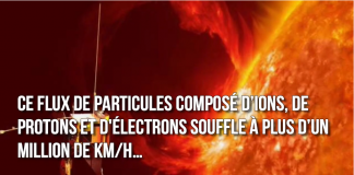Le chant du vent solaire un son incroyable et stupéfiant