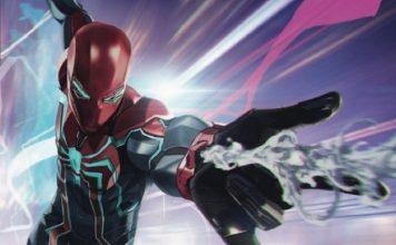 Marvel's Spider-Man Velocity