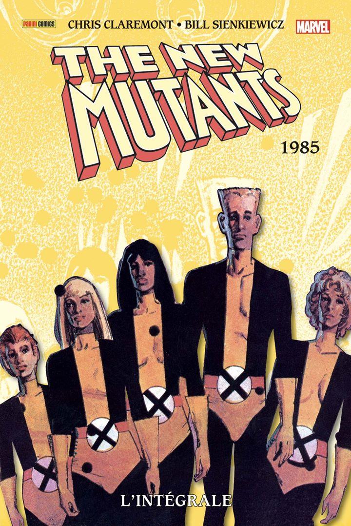 New Mutants 1985