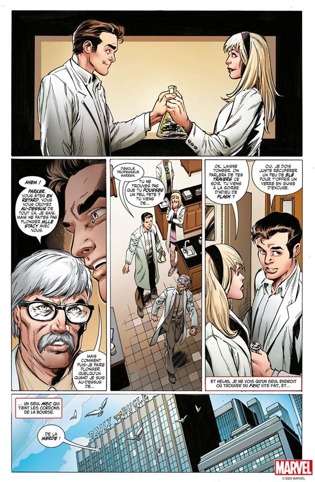 SPIDER-MAN LIFE STORY 6