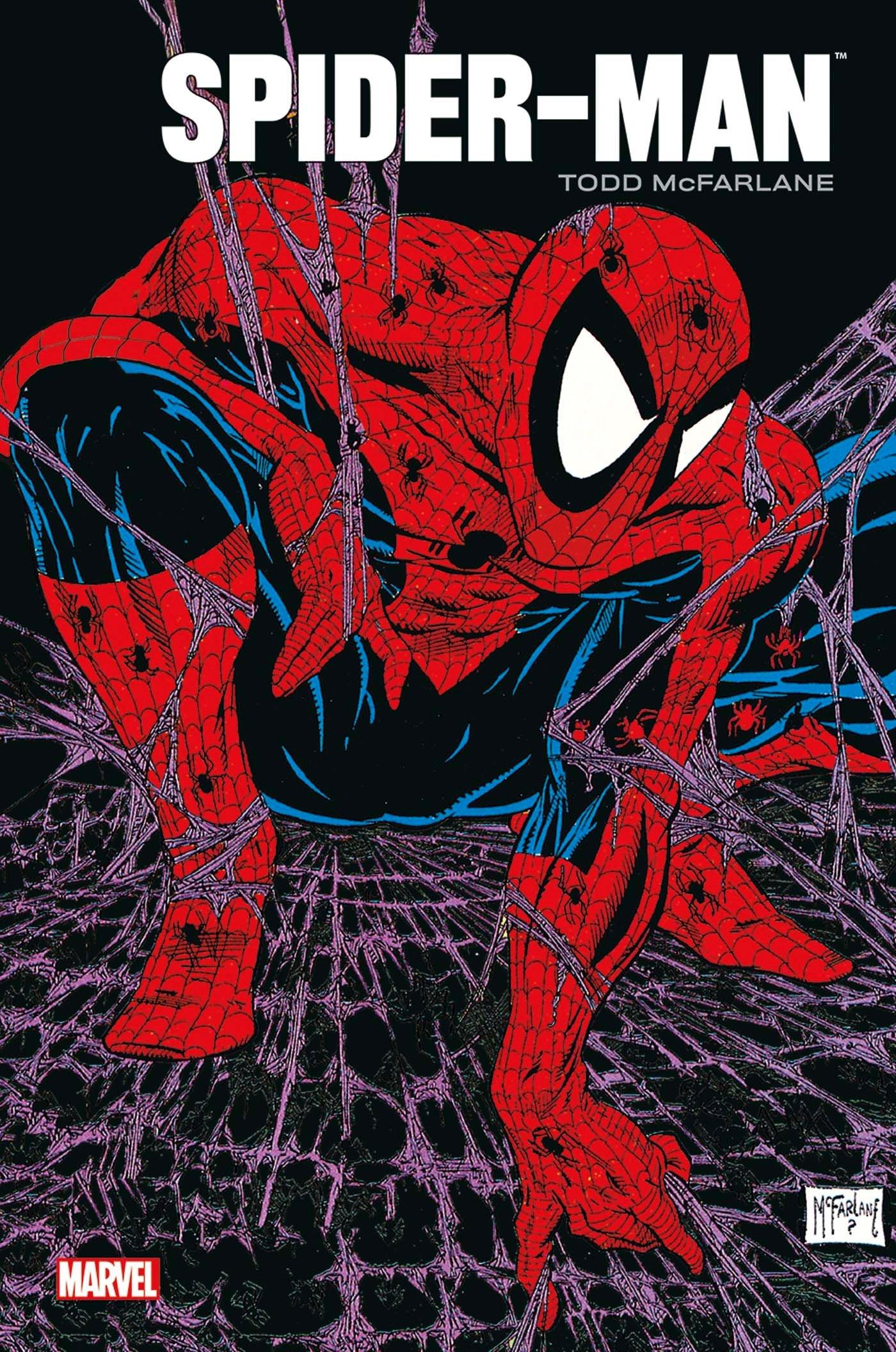 SPIDER-MAN PAR MC FARLANE T01