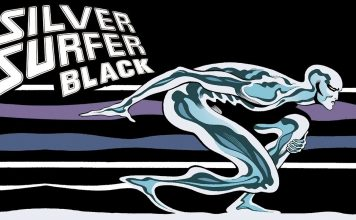 Silver surfer black