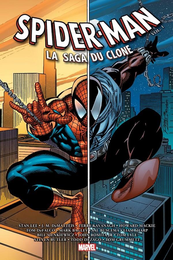 Spider-Man : la Saga du Clone T01