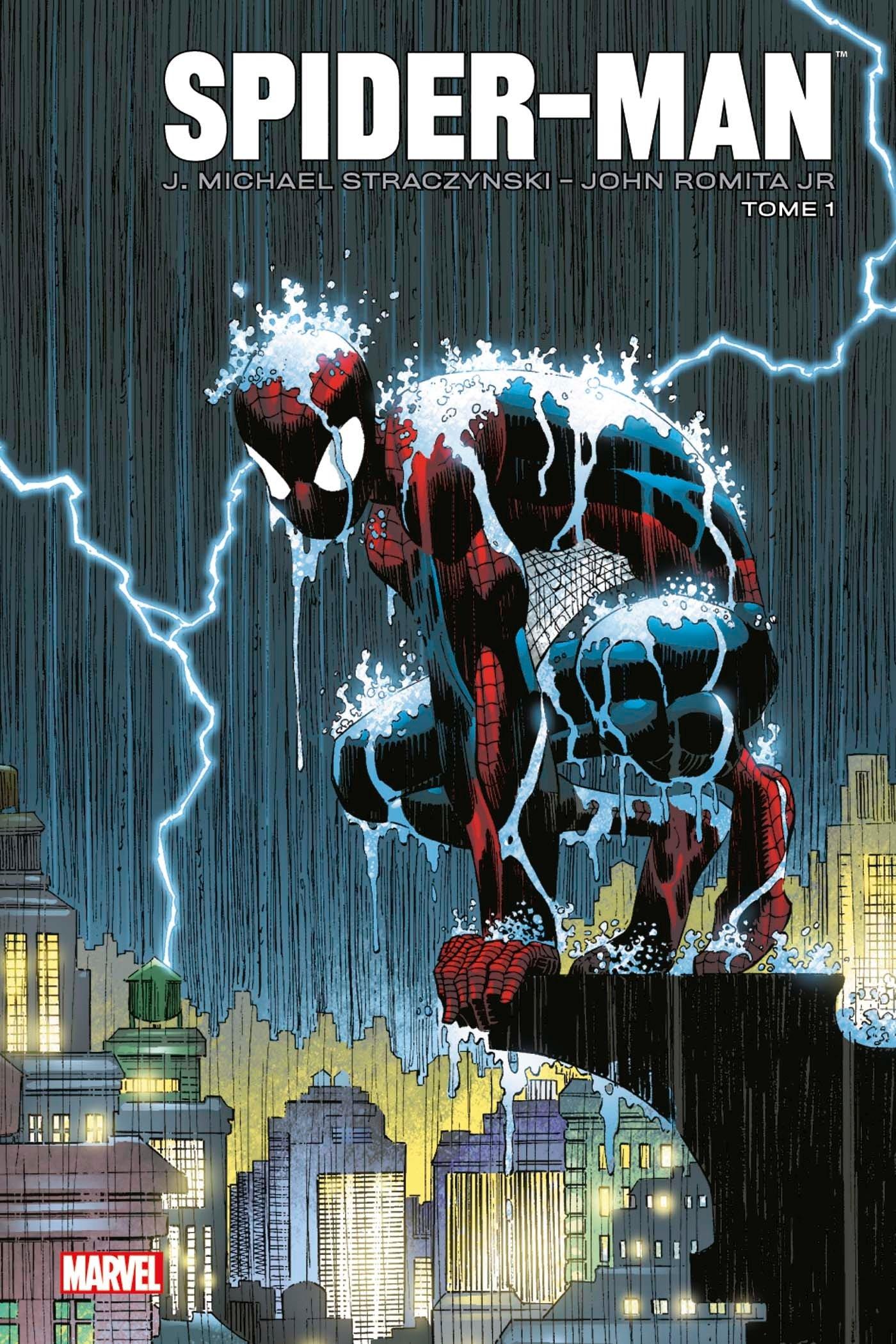 Spider-man Par J.m. Straczynski