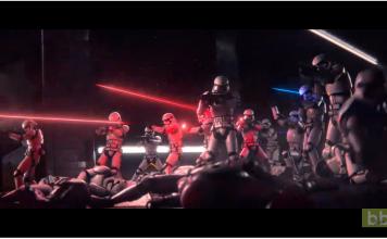 Une vidéo 4K de Star Wars réalisé par un fan