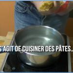 Voilà pourquoi il ne faut pas jeter l'eau de cuisson des pâtes