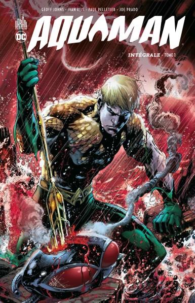 Après des années à régner sur le royaume d'Atlantide, Arthur Curry, dit Aquaman, décide de revenir au monde de la surface avec son épouse, Mera. Mais le retour à la « vie civile » ne se fera pas sans peine, entre la méfiance des autorités à son égard, et les attaques de créatures cannibales issues des profondeurs de l'océan !