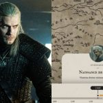 carte The Witcher Netflix