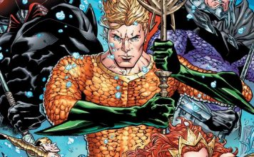 comics Aquaman