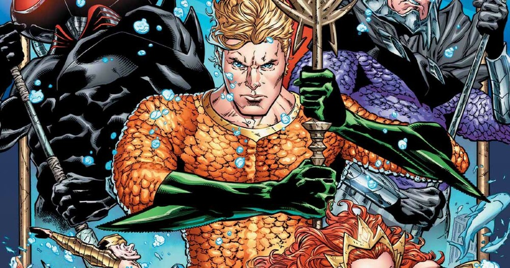 Guide comics Aquaman ! Par quels comics commencer votre lecture ?