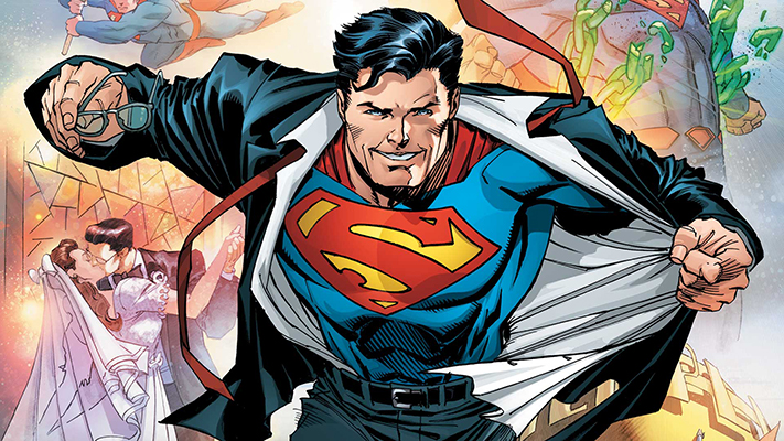 guide Superman des Comics