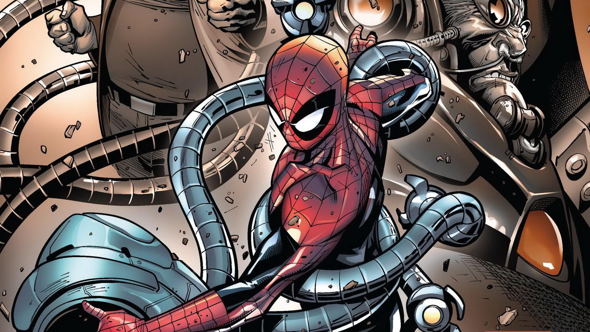 Omnibus Spider-Man !
