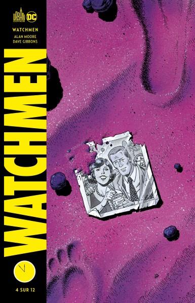 Watchmen numéro 4