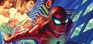 AMAZING SPIDER-MAN T01