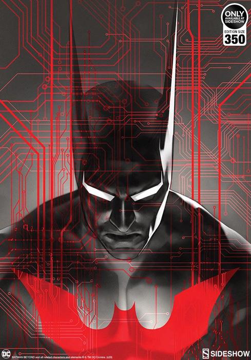 Batman-Beyond-Impression-d'art-par-Sideshow