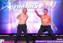 Benjamin Castaldi et Gilles Verdez
