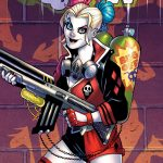 Birds of Prey - Harley Quinn comics