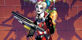 Birds of Prey - Harley Quinn comics