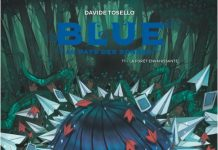 Blue au pays des songes - Tome 1