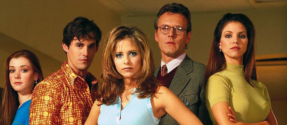 Buffy contre les vampires-série