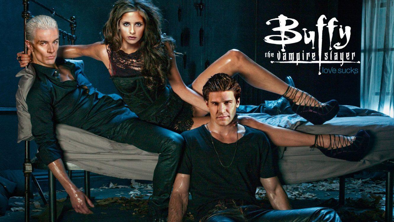 Buffy-slayers