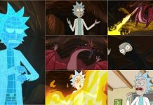 Claw and Hoarder Special Ricktim's Morty
