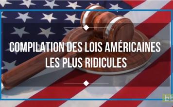 Compilation des lois américaines les plus ridicules