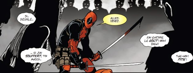 DEADPOOL LA NUIT DES MORTS VIVANTS