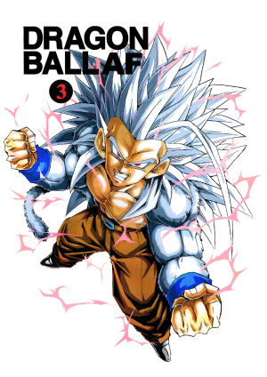 Dragon Ball AF (After the Future) – Chapitre 3