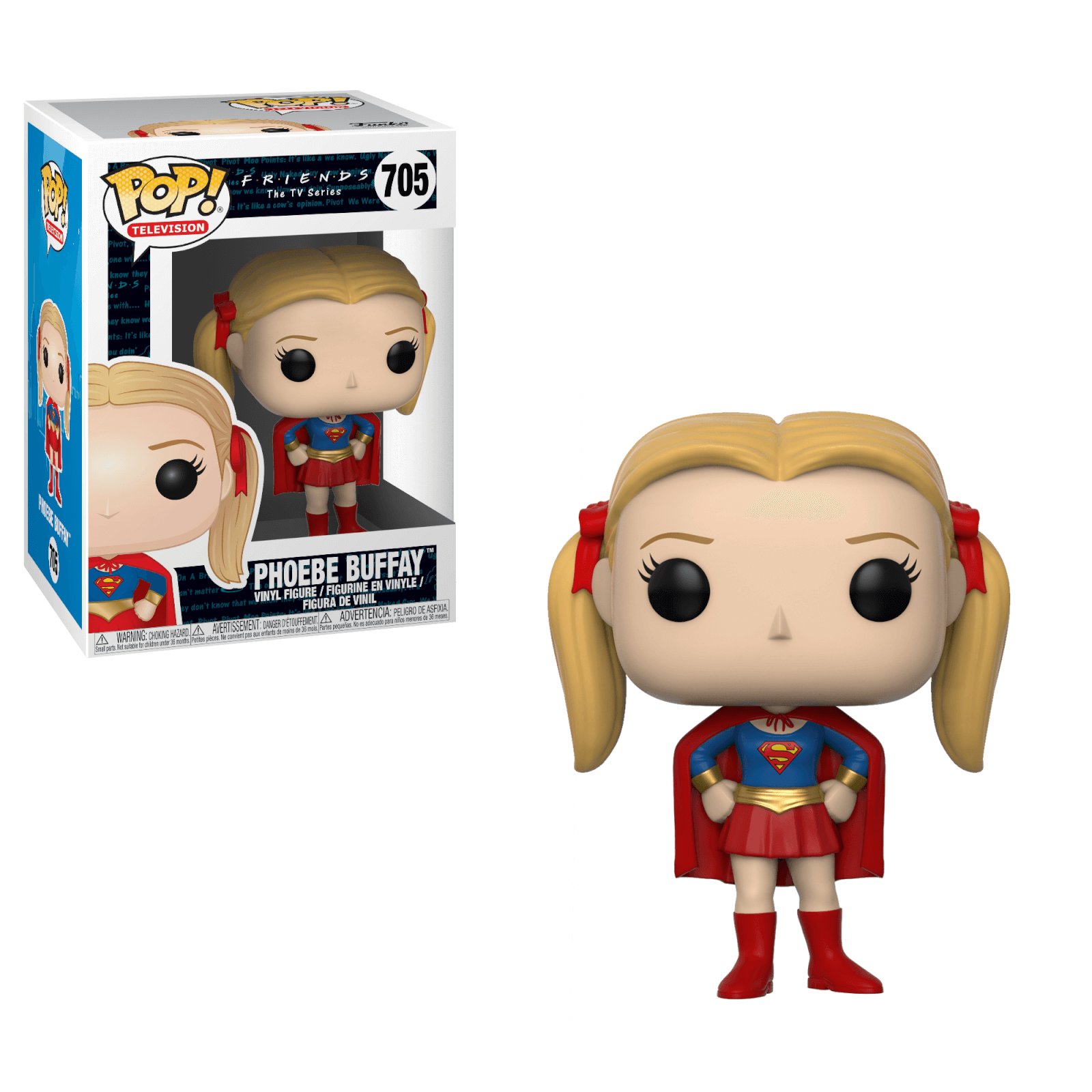 Funko Pop! Phoebe Super-Héroïne