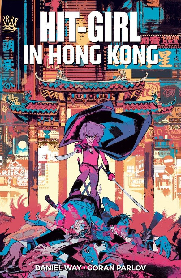 HIT-GIRL À HONG KONG