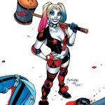 Harley Quinn Rebirth comics