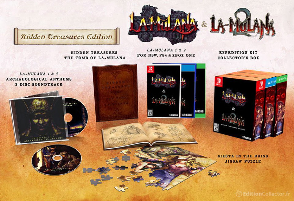 La-Mulana-12-édition-limitée-Hidden-Treasures