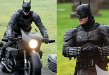 Le Batman de Robert Pattinson