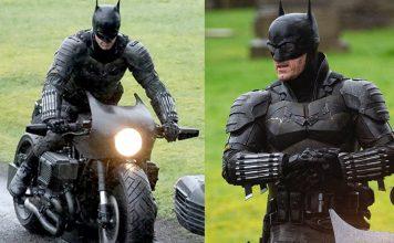 Le Batman de Robert Pattinson