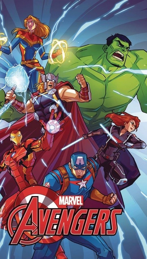 MARVEL ACTION AVENGERS - UN NOUVEAU DANGER