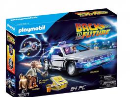 Playmobil - Retour vers le Futur