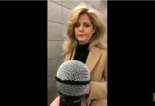Quand une femme dans les couloirs du métro chante de façon incroyable