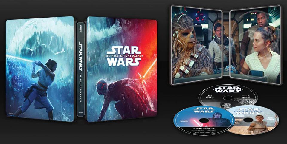 Star-Wars-Lascension-de-Skywalker-steelbook-blu-ray-4K
