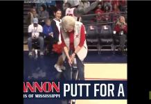 Une femme de 84 ans remporte une voiture grâce à un putt quasi impossible