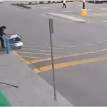 Une voleuse de caddie va regretter son geste