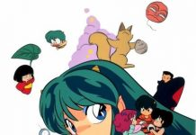 Urusei Yatsura Perfect Color Edition