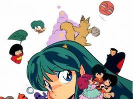 Urusei Yatsura Perfect Color Edition