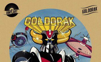 Vinylart-Goldorak