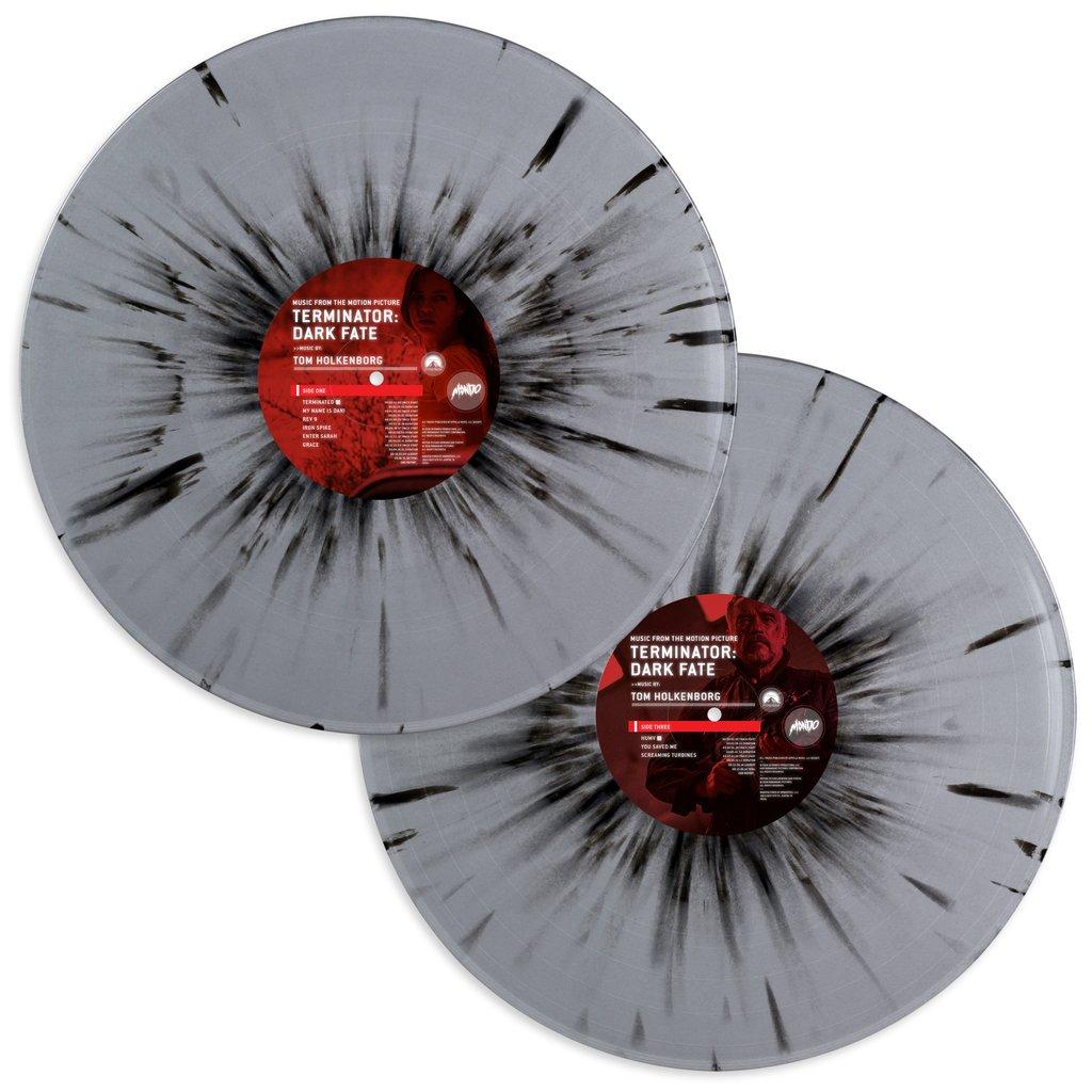 Vinyle - Terminator Dark Fate Bande originale - 1
