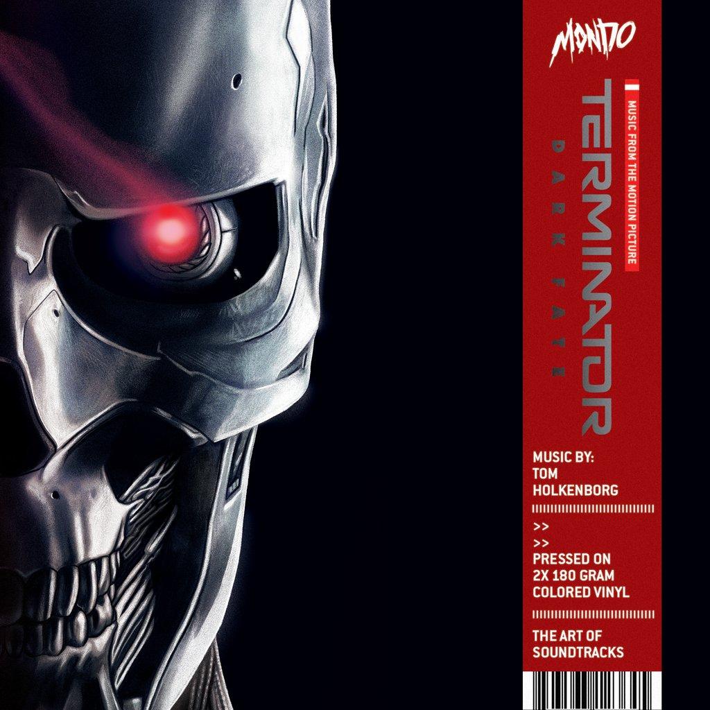 Vinyle - Terminator Dark Fate Bande originale