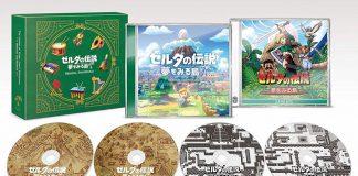 Zelda's-Legend-Dreaming-Island-Bande-originale-Zelda-Link's-Awakening