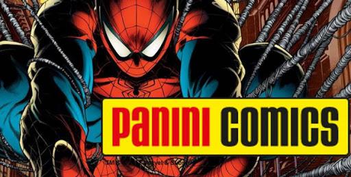checklist de Panini Comics