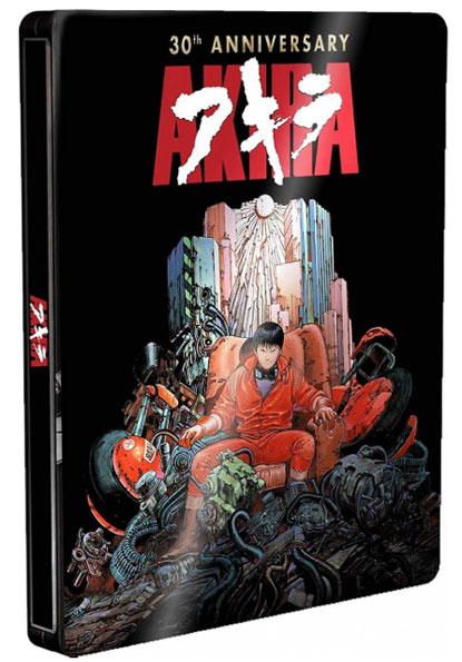 Akira-steelbook-collector-30th-anniversary-Blu-ray-version-restaure