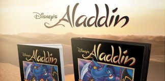 Aladdin – Legacy Cartridge Collection